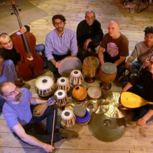 The Rhythm Alchemy (Chemirani Trio) Au Café De La Danse