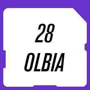 28 Juillet - Olbia
