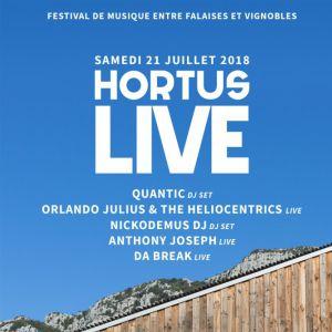 HORTUS LIVE FESTIVAL @ Domaine de l'Hortus - VALFLAUNÈS