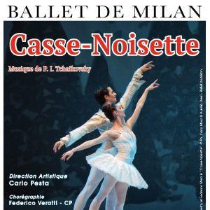 Casse Noisette Par Le Ballet De Milan