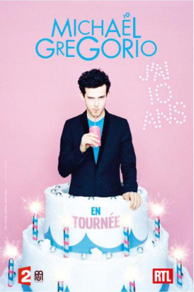 MICHAEL GREGORIO - J'AI 10 ANS @ STADE - SAINTE SIGOLÈNE