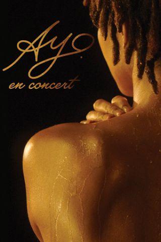 Concert AYO à MONACO @ ESPACE LEO FERRE - Billets & Places