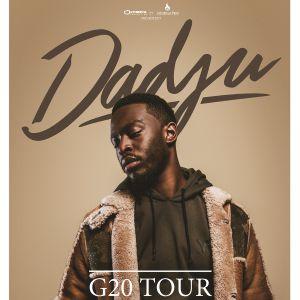 DADJU - G20 TOUR @ Le Palais Nikaia - NICE