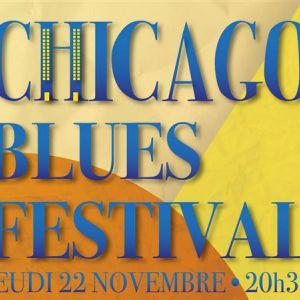 Chicago Blues Festival 49eme édition @ Le Cri du Port - Marseille