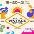 SOUTH VINTAGE FESTIVAL 2018 - PASS 3 JOURNEES + SOIREES