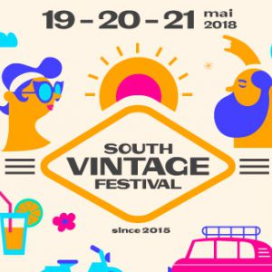 SOUTH VINTAGE FESTIVAL 2018 - PASS 3 JOURNEES + SOIREES  @ Le Domaine du Moulin de l'Arc - TRETS