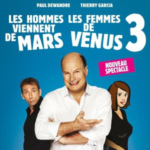 Les Hommes Viennent De Mars, Les Femmes De Venus 3