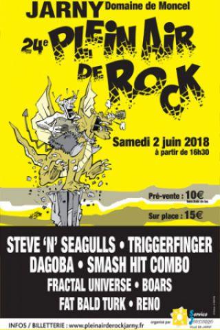 Festival PLEIN AIR DE ROCK JARNY # 24