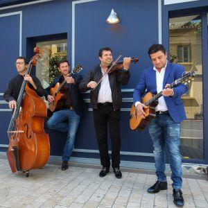 Steeve Laffont Trio Feat Costel Nitescu