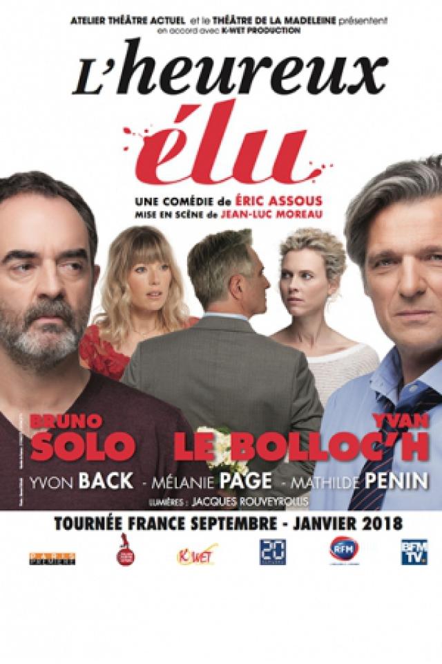 L'HEUREUX ELU @ Théâtre Sébastopol - LILLE
