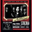 Concert JIM JONES & THE RIGHTEOUS MIND + The Sore Losers à PARIS @ LE PAN PIPER - Billets & Places