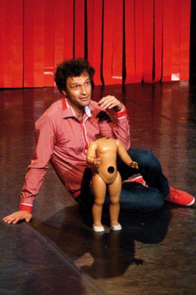Yves Cusset : N'être pas né @ Café Théâtre - THIAIS