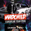 Concert MADCHILD (SWOLLEN MEMBERS) + GUEST à Paris @ Le Backstage - Billets & Places
