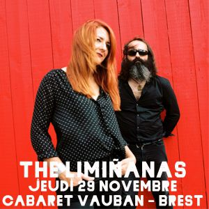 The Limiñanas   @ CABARET VAUBAN - Brest
