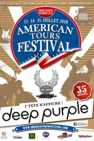 Concert DEEP PURPLE à TOURS @ TOURS SPEEDWAY - PARC DES EXPOS DE TOURS - Billets & Places