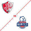 Match JL BOURG vs NANTES à BOURG EN BRESSE @ EKINOX - Billets & Places