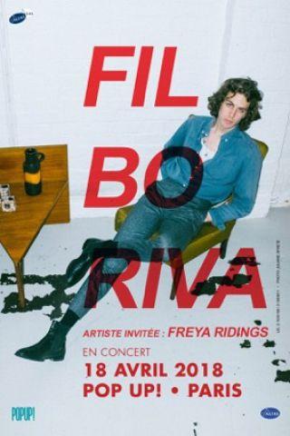 Concert Fil Bo Riva à Paris @ Le Backstage - Billets & Places