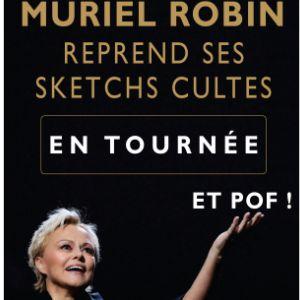 Muriel Robin - Annulé