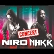 Concert Niro& Nakk à Paris @ Divan du Monde - Billets & Places