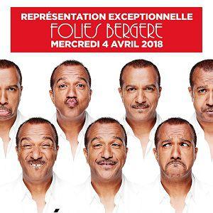 LEGITIMUS INCOGNITUS @ Théâtre des Folies Bergère - Paris