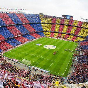 Billet Match Liga : Fc Barcelone / Deportivo Alaves