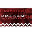 Carte LA SAGA DE GRIMR