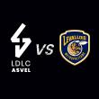 Match LDLC ASVEL / LEVALLOIS à Villeurbanne @ Astroballe - Billets & Places