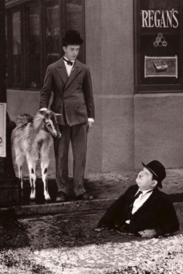 """Laurel et Hardy """"Entre la chèvre et le chou"""" (50min) @ Fondation Jérôme Seydoux-Pathé - PARIS"""
