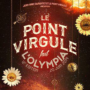 Le Point Virgule Fait L'olympia-12Eme Edition