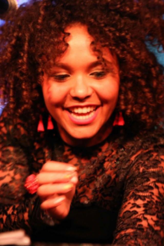 4#Jazz DeDemain CYNTHIA ABRAHAM « Hommage à Ella FITZGERALD » @ Le Baiser Salé Jazz Club - PARIS