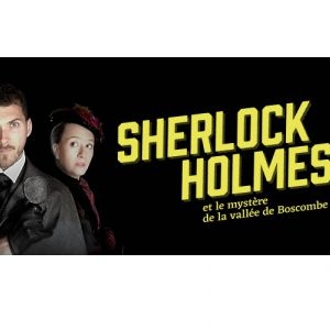 Sherlock Holmes Et Le Mystere De La Vallee De Bosc