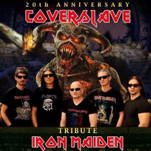 Coverslave & Dennis Stratton - The Maiden Years + Syr Daria