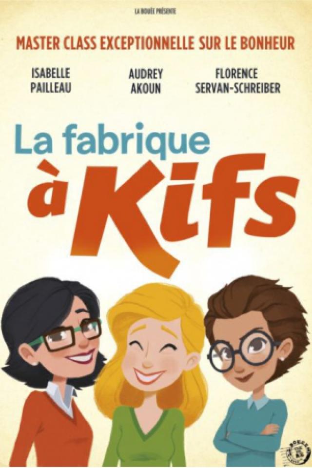 LA FABRIQUE A KIFS @ La Chaudronnerie - Salle Michel Simon - LA CIOTAT