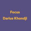 Master class Darius Khondji à PARIS @ Salle 500 - Forum des images - Billets & Places