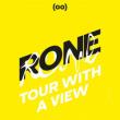 """Concert RONE """"TOUR WITH A VIEW""""  + 1ère partie à Strasbourg @ La Laiterie - Grande Salle - Billets & Places"""