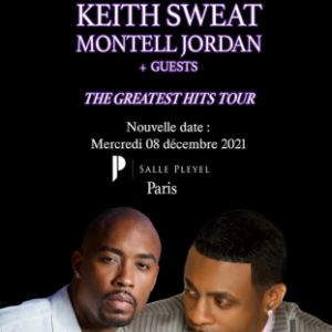 Keith Sweat + Montell Jordan