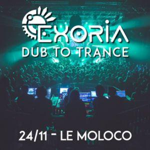 Exoria-MAHOM + MISS TEKIX  +VICIOUS CACTUS + ISHIBAN + BANDIKOOT  @ Le Moloco - Espace Musiques Actuelles du Pays - AUDINCOURT