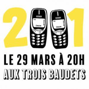 2001 @ Les Trois Baudets - Paris