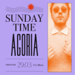 Concert Sunday Time : AGORIA