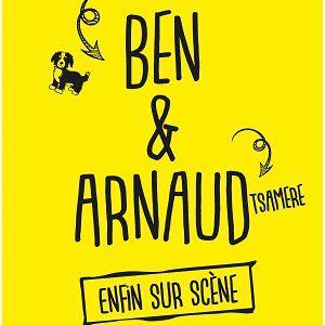 BEN ET ARNAUD TSAMERE  @ Le Cèdre - CHENÔVE