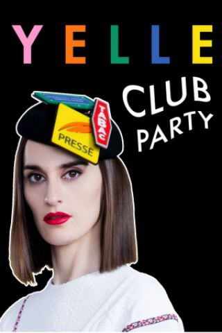 Concert Yelle Club Party - 16 Janvier  à PARIS @ Badaboum - Billets & Places