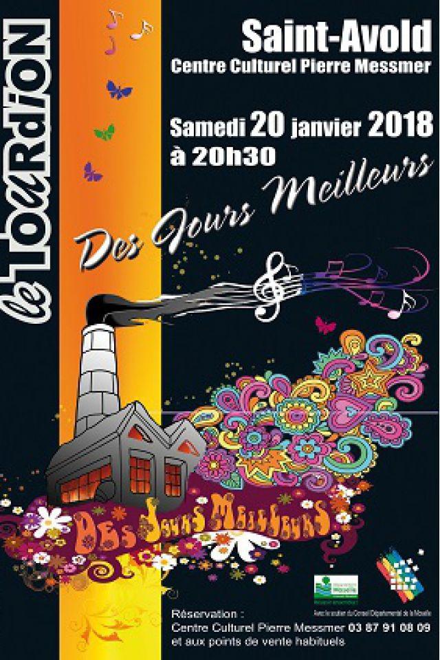 LE TOURDION @ Centre Culturel Pierre Messmer - Saint-avold