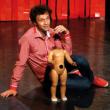 Spectacle Yves Cusset : N'être pas né