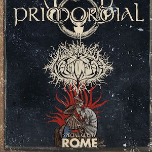 Primordial + Naglfar + Rome - Le Grillen - Colmar