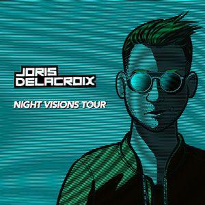 JORIS DELACROIX - NIGHT VISIONS TOUR + OCTAVE PARANGO + WIELKI @ L'AERONEF - LILLE