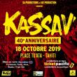 Concert KASSAV' à Papeete @ PLACE TO'ATA - Billets & Places