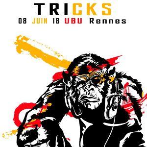 Tricks w/ Mr Gasmask, Acid Division, Epidemie, NZ42 & more @ L' Ubu - Rennes