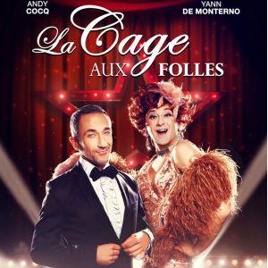 LA CAGE AUX FOLLES @ Le Polygône - CHEVIGNY SAINT SAUVEUR