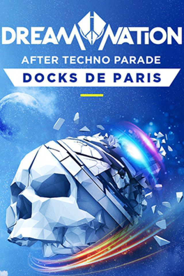 DREAM NATION FESTIVAL  @ DOCKS DE PARIS - AUBERVILLIERS