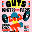 Soirée FREE YOUR FUNK SPECIAL FUNK & DISCO : GUTS & DIMITRI FROM PARIS @ La Bellevilloise - Billets & Places